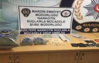 Mardin'de Zehir Tacirlerine Operasyon