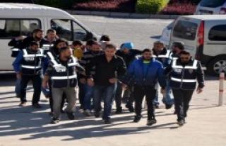 İnsan Kaçakçılığı Şüphelileri Adliyede