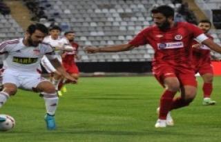 Medicana Sivasspor 0 - 1 Diyarbekirspor