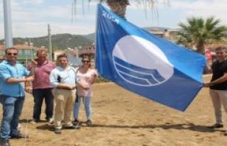 Menderes Sahillerine 11 Mavi Bayrak