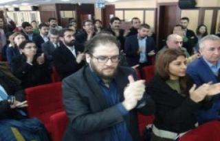 Mersin'de Feyzioğlu'na Protesto Şoku