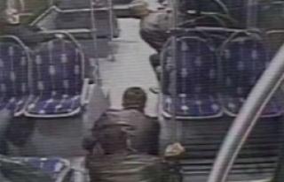 Metrobüs Cinayeti Güvenlik Kamerasında