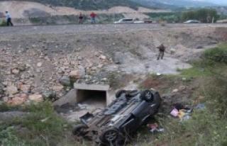 Mezuniyet Dönüşü Kaza: 1 Ölü, 5 Yaralı