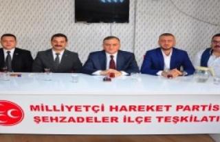 MHP'li Akçay'dan Öcalan Tepkisi