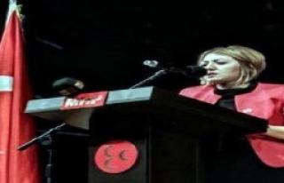 MHP'li Kadınlardan Farkındalık Kampanyası