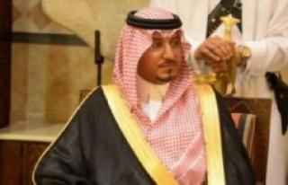 'Suudi Prens'in Helikopteri Düştü'