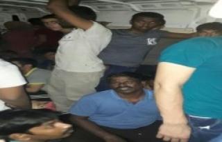 Milas'ta 34 Kaçak Yakalandı