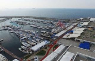 Milyon Euroluk Tekneler Görücüye Çıktı