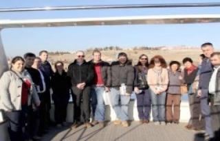 Mogan'da Tekne İle İnceleme Gezisi
