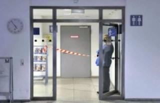 Münih Havalimanı Tuvaletinde Bebek Buldu