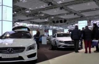 Münih'te Sıra Dışı Otomobil Fuarı