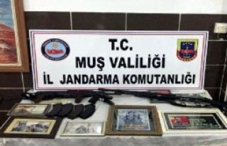 Muş'ta Terör Operasyonu: 7 Gözaltı