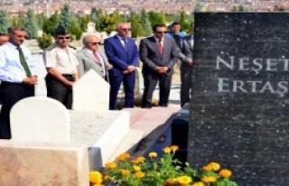 Ertaş, Kırşehir'de Anıldı