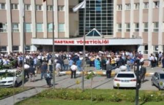 Nevşehir'deki Doktorlar Şiddeti Kınadı