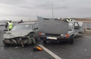Niğde'de Trafik Kazası