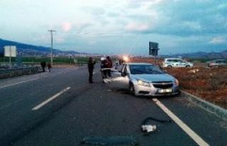 Gaziantep'te Kaza: 15 Yaralı