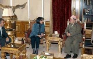 Öcalan'ın Mektubu Barzani'ye Teslim Edildi
