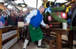 Oktoberfest Münih'te Başladı