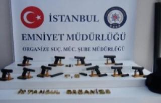 Organize Suç Örgütü Operasyonu