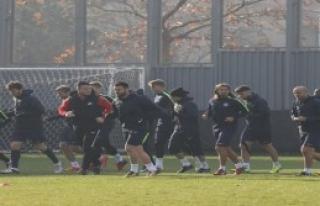 Osmanlıspor, Beşiktaş'a Hazır