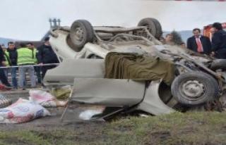Karabük'te Kaza: 1 Ölü