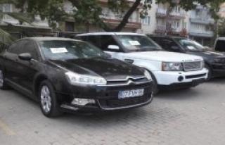 Otomobil Kaçakçılığına 31 Gözaltı