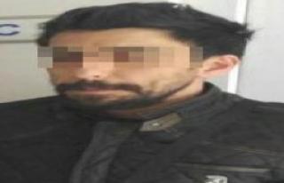 Otoparktaki Tacizci Gözaltında