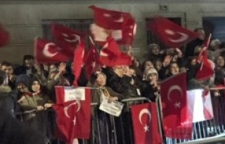 Erdoğan'a, Fransa'da Yoğun İlgi