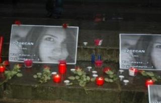 Özgecan, Bremen'de Anıldı
