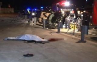 Pendik'te Kaza: 2 Ölü