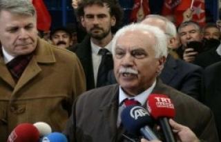 Vatan Partisi Üyeleri Şam'dan Döndü