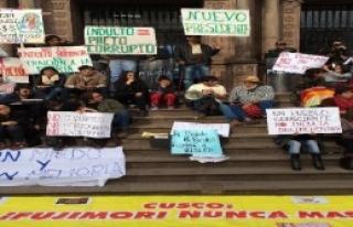 Affedilmesi Protestolarla Karşılandı
