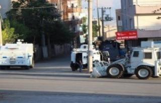 Şırnak'ta Hendekler Kapatıldı