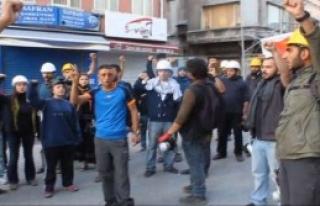 Polisle Çatışmadan Önce Yemin Ettiler