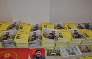 HDP Bayraklı'ya Operasyon