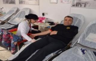 Çınar İçin Kan Bağışı