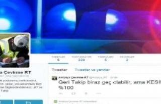 Radara Twitter Ve Facebook Önlemi