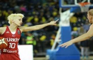 Romanya: 45 - Türkiye: 56