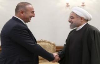 'Ankara- Tahran İşbirliği Şart'