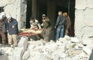 Varil Bombasında Ölü Sayısı 70 Oldu