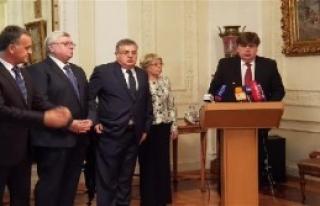 'Andrey Karlov Adına Vakıf Kuruldu'