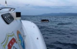 Sahil Güvenlik 107 Göçmeni Daha Kurtardı