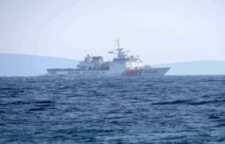 Ayvacık'ta 417 Kaçak Yakalandı