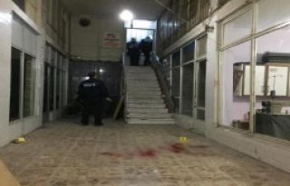 Samsun'da Bıçaklı Kavga