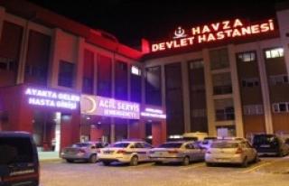 Samsun'da Silahlı Kavga: 2 Ölü, 1 Yaralı