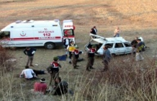 Sandıklı'da Kaza: 1 Ölü
