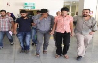 Şanlıurfa'da 3 Suriyeli Hırsızlıktan Yakalandı