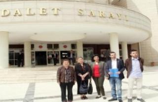 CHP'li Kadınlardan Suç Duyurusu