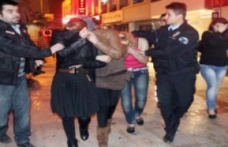 Şanlıurfa'da Huzur Operasyonu: 6 Gözaltı