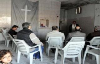 Şanlıurfa'da Protestan Kilisesi Açıldı